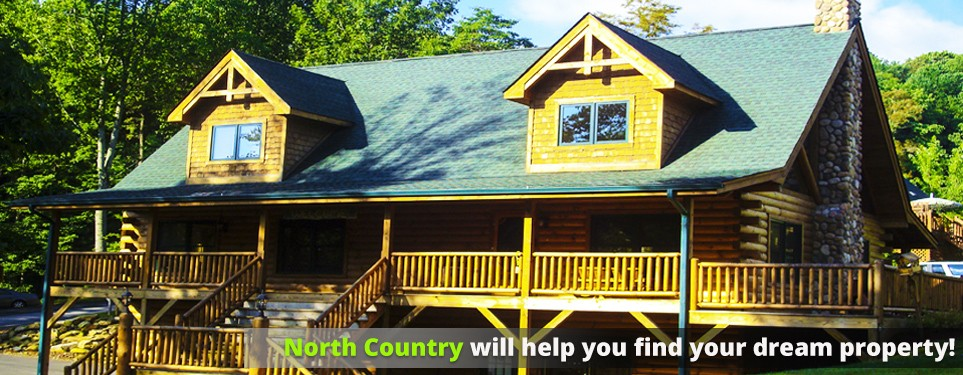 North Country Real Estate specializes in selling Marinette County WI Real Estate,North Country Real Estate, Crivitz, Log Cabin Wisconsin
